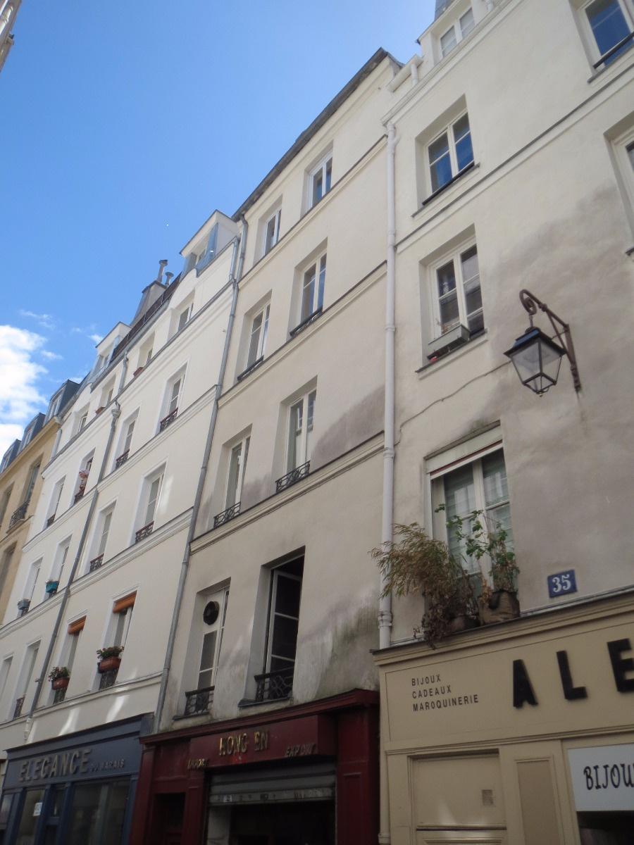 Offres de vente Appartement Paris (75003)
